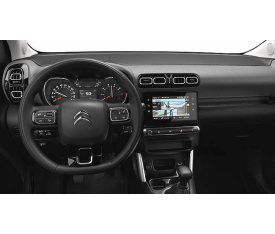 Cyberaudio Citroen C3 Aircrosse İnterface Android Multimedya ve Navigasyon
