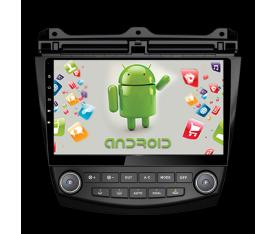 Cyberaudio Honda Accord  2004 2008  Android   Multimedya  Navigasyon