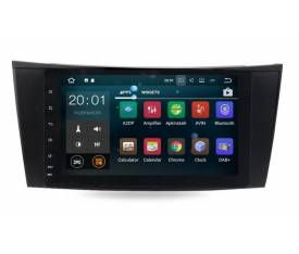 Cyberaudio Mercedes Benz Cls  Android  Multimedya  Navigasyon