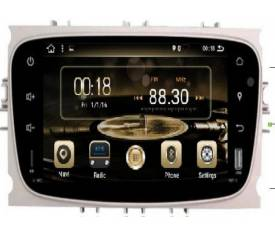 Cyberaudio Ford Tourneo 2010-2013   Android 7.1  Multimedya  Navigasyon