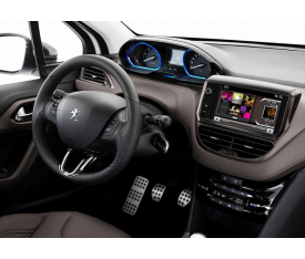Cyberaudio Peugeot 2008 İnterface Android Multimedya ve Navigasyon