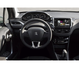 Cyberaudio Peugeot 208 İnterface Android Multimedya ve Navigasyon
