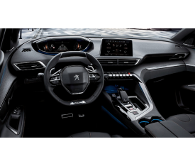 Cyberaudio Peugeot 5008  İnterface Android Multimedya ve Navigasyon