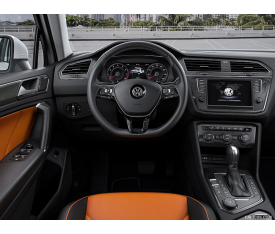 Cyberaudio Volkswagen Tiguan  İnterface 8 Çekirdek 2 Gb Ram Android Multimedya ve Navigasyon