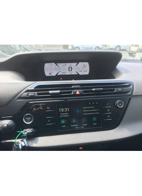 Cyberaudio Citroen C4 Picasso Feel İnterface Android Multimedya ve Navigasyon