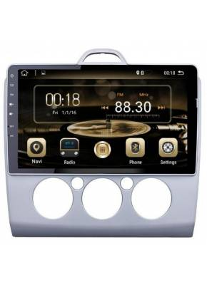 Cyberaudio Ford Focus 2005-2011 Analog Klima  Android 7.1  Multimedya  Navigasyon