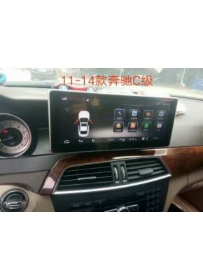 Cyberaudio Mercedes-Benz C Class  2011 2014 Android Multimedya Navigasyon