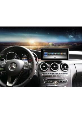 Cyberaudio Mercedes-Benz C Class  2015 2018 Android Multimedya  Navigasyon