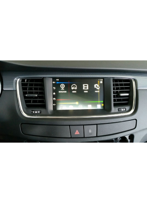 Cyberaudio Peugeot 508 İnterface Android Multimedya ve Navigasyon
