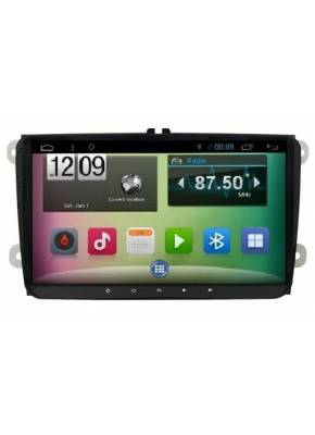 Cyberaudio Volkswagen Caddy 3 2004 2010 Model  Android 7.1 Navigasyon