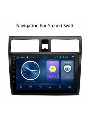 CyberAudio Suzuki Swift 2006-2010  Android 8.1 Multimedya Navigasyon Sistemi
